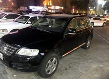 2007 Used Touareg with Automatic transmission is available for sale