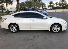 Nissan Altima 2013 For sale - White color