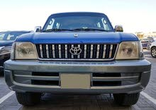 For sale 2002 Blue Prado