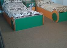 غرفة نوم اطفال تفصيل بحالة جديد