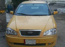 Manual Yellow Chery 2010 for sale