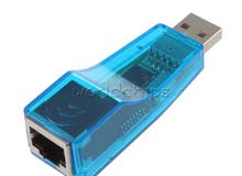 وصلة النت من RJ45 الى USB.