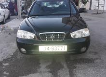 للبيع ......Hyundai Elantra XD موديل 2003  بحالة جيدة السيارة مرخصه سنة كاملة ..