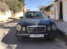 مرسيدس ام العيون 98 E200