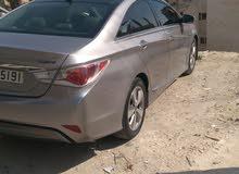 سيارات حديثه للايجار ( هونداي سوناتا )