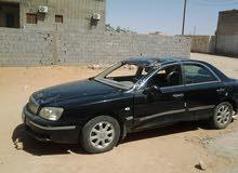 سيارة للبيع مدايرة  حادث بها ضرر في الهيكل := السقف ....الرفارف ....البروانطي  ا