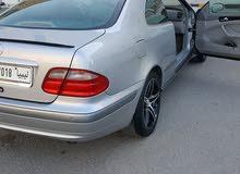 +200,000 km Mercedes Benz CLK 320 2001 for sale