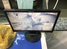 شاشة لينوفو حجم 19 للبيع
