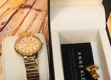 للبيع ساعة اصلية ماركة  Anne Klein