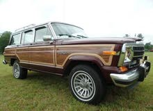 wanted     jeep grand wagoneer   1984-1991