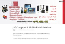 Service/Repair Your Mobile From Home, Free Pick & Delivery