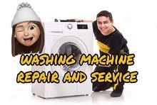 غسالة إصلاح الخدمة