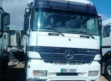 مرسيدس  أبيض  شحن مديل200 عمومي صنف 2543 الاستعمال قلاب  رقم 609547