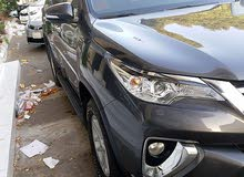 Toyota fortuner 2016 Diesel, full options, 7 places, 28000km