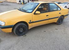 Yellow Peugeot 405 2015 for sale