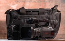 كاميرا فيديو احترافية للبيع