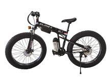 دراجه هوائيه كهربائيه حجم كبير