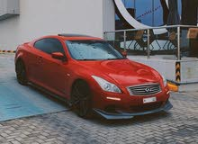 G37s coupe 2011