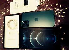هاتف آيفون 12 بروماكس 256 Gb جديد
