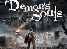 لعبه playstation 5 demon's soul