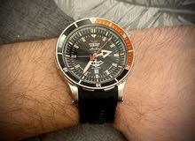 Vostok Europe ancher watch