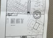 للبيع ارض سكنية العامرات الحاجر الأولى حيم