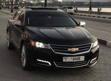 Chevrolet impala LTZ 2014