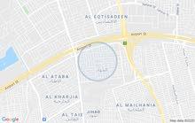 طابق ثاني للايجار في حي الحسين خلف حوده مول