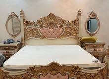 غرفة نوم 8 ظرفات ملوكيه خليجي