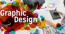 مطلوب مصممين جرافيك ديزاين محترفين والعمل من المنزل