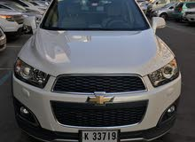 CHEVROLET CAPTIVA 2015 FULL OPTIONS GCC - NO SCRATCHES