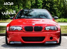 مطلوب BMW E46 COUPE