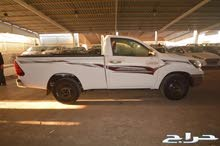 White Toyota Hilux 2018 for sale