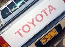 Manual Toyota 2010 for sale - Used - Bahla city