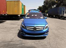 Mercedes Benz B Class 2014 For sale - Blue color
