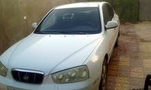 Manual White Hyundai 2003 for sale