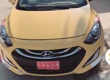 Orange Hyundai Elantra 2013 for sale
