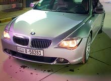 BMW 630 car is available for sale, the car is in Used condition