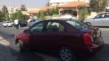 سيارة هونداي احسنت موديل 2009 بحالة جيدة جدا