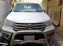 Toyota Hilux car for sale 2017 in Baghdad city