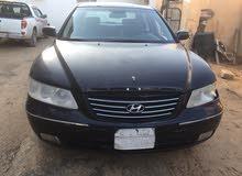 Black Hyundai Azera 2008 for sale