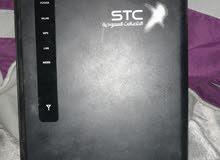 مودم STC نظيف وشغال