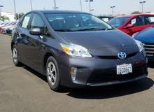 Hybrid Fuel/Power car for rent - Toyota Prius 2013