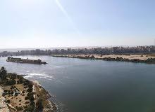 شقة موقع متميز على النيل في سوهاج
