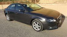Audi A4 2010 For sale - Grey color