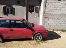 Red Toyota Starlet 1991 for sale