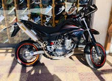 Yamaha motorbike made in 2008 for sale