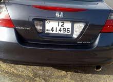 Honda Accord 2007 - New