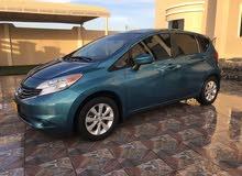 Nissan Versa car for sale 2016 in Liwa city