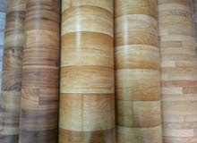 wooden vinyls plastic